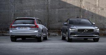 Тюнеры из Polestar выпустили «подогретые» версии Volvo S90 и V90