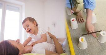 Три игры, которые успокоят ребёнка и научат его усидчивости