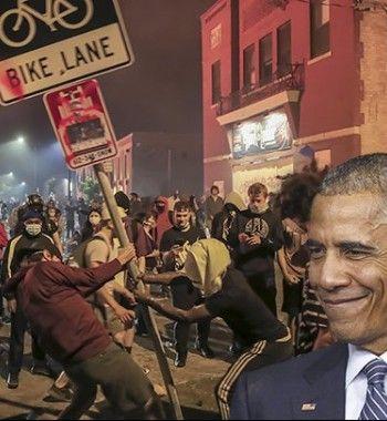 Барак Обама мог спровоцировать массовые беспорядки в США через экс-агента Госдепа