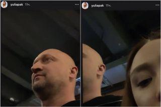 Куценко старался неафишировать отношения сартисткой Фото: Instagram @yuliapak
