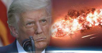Прибывающий астероид «повлияет» на исход президентской гонки в США