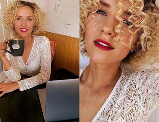 Лена Третьякова. Коллаж: www.instagram.com/