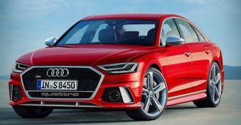"""""""Заряженный"""" Audi S8 получит 600-сильную версию E-Tron"""