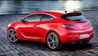 Хэтчбеку Opel Astra GTS достался новый турбированный двигатель