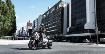 Макси-скутер Yamaha X-МAX 300 официально дебютировал