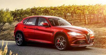 Опубликован официальный рендер Alfa Romeo Stelvio