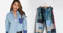 Тренд на«заплатки»— Как носить исочетать одежду в стиле пэчворк
