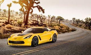 Появился ценник на Chevrolet Corvette ZO6 2015 модельного года
