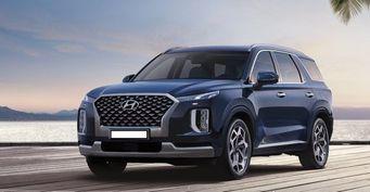 ТОП-5 опций, которыми может похвастать Hyundai Palisade 2020