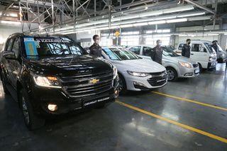 «СарыаркаАвтопром» в Костанае готов собирать внедорожные Chevrolet. Фото: Drom