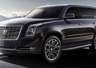 «Cadillac» представят новые модели на российском рынке