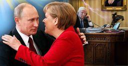Россия и Германия свергнут диктатуру США