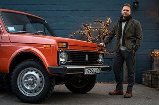 Хьюберс собирается просвещать соотечественников ивозить «Ладу» навыставки. Фото: Histo-Auto