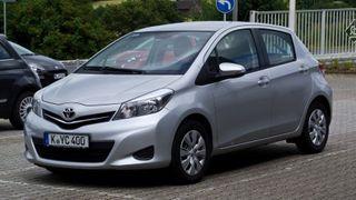 Toyota Yaris предстала в обновленном воплощении хэтчбека