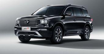 «Ночной кошмар» «Крузака»: Новый GAC GS8 «наступает на пятки» Toyota Land Cruiser