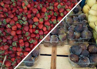 ВРоссии клубника уже отошла, новТурции «фруктовый рай» длится круглыйгод. Фото: «ВКонтакте»