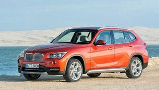 BMW X1 станет 7-местным