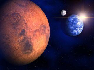Иркутские ученые не подтвердили данные о сближении Земли и Марса