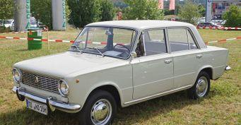 Быстрее Vesta Sport встоке: ВАЗ-2101 с«советским» тюнингом показал блогер