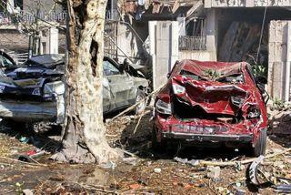 В Дамаске взорван заминированный автомобиль