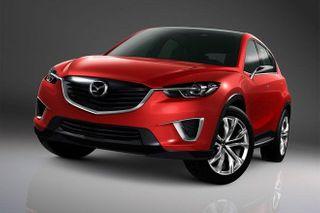 Mazda CX-3 готовится к скорому выпуску