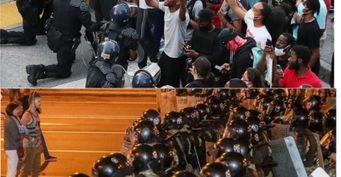 Госдеп США предсказывает протесты вБелоруссии иневидит накала страстей вСША