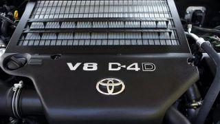 Прощай, V8. Источник фото: Toyota