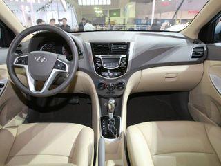 Обзор Hyundai Accent LC нового покаления