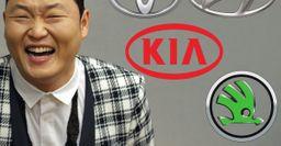 Haval, Geely, Chery, Changan и GAC вытесняют KIA, Hyundai, SKODA и Toyota с российского авторынка