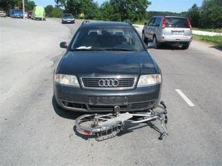 В Саянске в ДТП погиб велосипедист