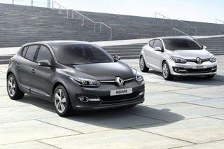 Продажи обновленного Renault Megane стартовали в России