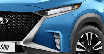 Подвинет и«Крету», иКитай: Новая LADA Niva набазе Nissan Magniteпоказана на первых рендерах