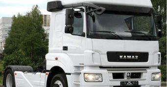Российские продажи «КАМАЗ» выросли на 37% в первом квартале