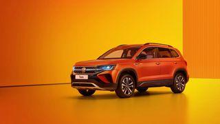 Taos. Фото: пресс-служба Volkswagen