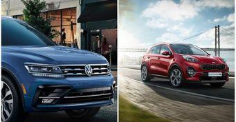 Пять причин пересесть с KIA Sportage на Volkswagen Tiguan – мнение автовладельца