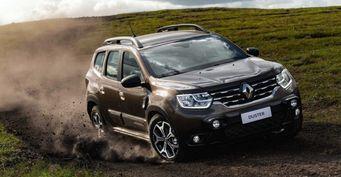 Главные особенности Renault Duster 2021 модельного года