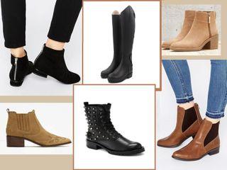 Стильная обувь наосень без каблука. Источник: Покатим.ру