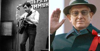 Володю Высоцкого мог «рассекретить» председатель КГБ: Андропов выдвинул барда наЗаслуженного артиста РСФСР