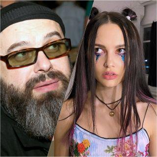 Максим Фадеев и Полина Фаворская Коллаж: Покатим.ру