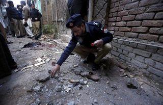 В Пакистане в результате взрыва погибли 23 человека