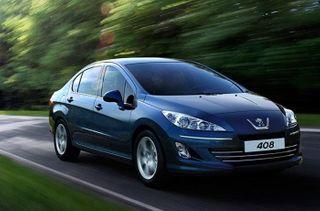 Новая модель седана «Peugeot 408» будет доступна в новой комплектации