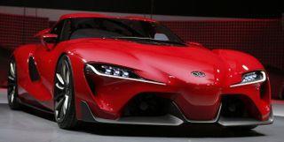 Toyota построит еще один концепт-кар FT-1