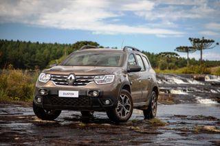 Фото: Renault Duster 2021. Источник: Renault