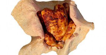 Курица в «одеяле»: Лаваш сохранит сок и нежное мясо от пересыхания