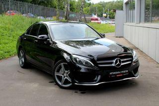 Авот так должен выглядеть кузов— как стекло. Нафото Mercedes-Benz C200 со«вторички», кадр: Auto.ru
