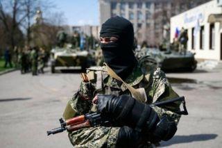 Ополченцы взяли в кольцо батальоны «Айдар», «Азов» и «Донбасс»