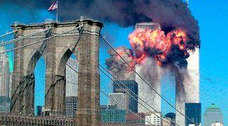 Фото: Теракт 9. 11 вНью-Йорке, gazeta.ru