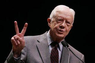 Экс-глава США Джимми Картер опасается, что его электронную почту отслеживает АНБ