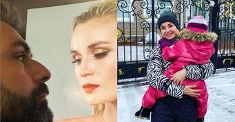 Месть или забота: Экс-муж Гагариной запретил певице вывозить дочь заграницу