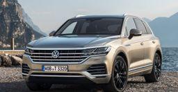 Эксперт расхвалил новый Volkswagen Touareg